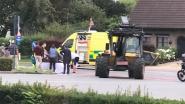 Bromfietser gewond na aanrijding met tractor