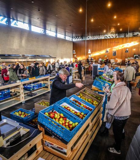 """Lokaalmarkt neemt intrek in Sint-Franciscus van Assisiëkerk: """"Zolang de kerk leegstaat, zijn we welkom"""""""