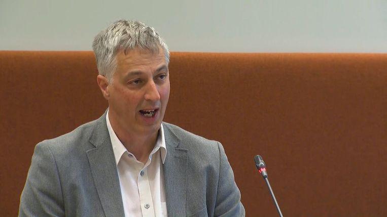 De Limburgse procureur des konings Guido Vermeiren.