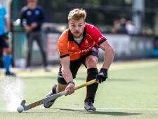 Afscheid zonder glans voor clubicoon Van der Weerden bij Oranje-Rood