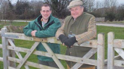 Steenrijke Britse boer vermoedelijk doodgereden door eigen hond