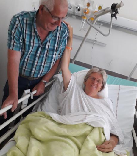 Heup gebroken: voetbal kijken vanuit een Frans ziekenhuisbed