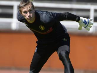 """Bossut vervangt Casteels op WK: """"Jongensdroom die in vervulling gaat"""""""