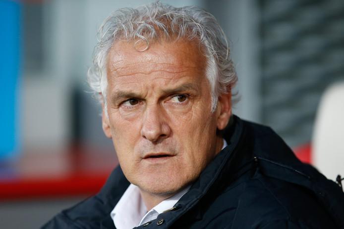 Fred Rutten ne sera resté qu'un peu plus de trois mois à Anderlecht.