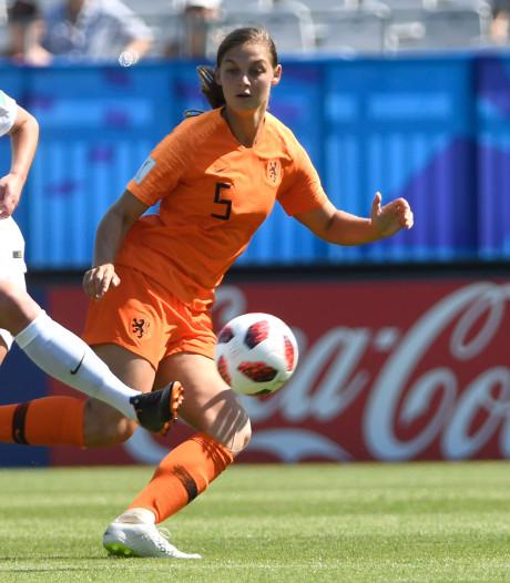 Oranje Leeuwinnen onder 20 ondanks nederlaag naar kwartfinale WK