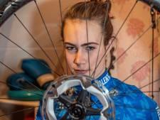 Gorsselse mountainbikester Van Dienst naar TalentNED