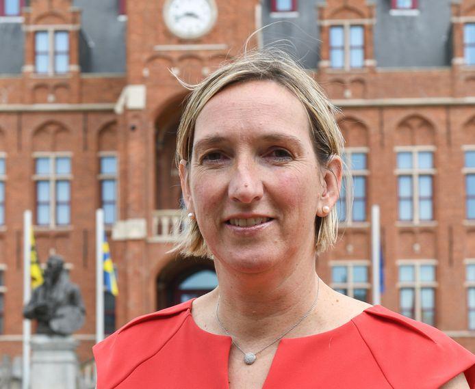 Knokke: Cathy Coudyser voor gemeentehuis