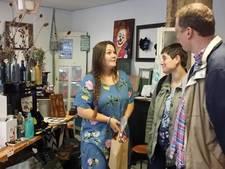 Eerste winkel in nieuw 'creatief Gengske' geopend