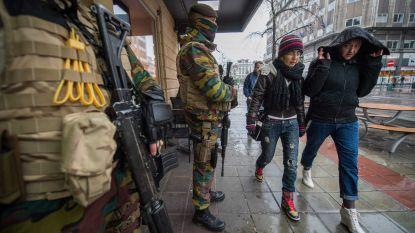 Inzet militairen op straat wordt voorlopig niet afgebouwd