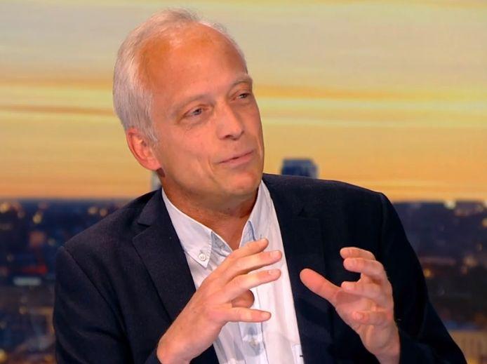 Yves Coppieters, professeur en santé publique à l'ULB.