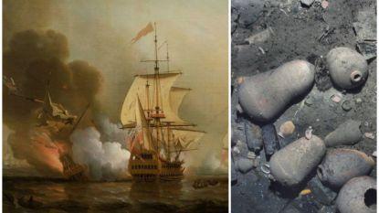 'Heilige graal van scheepswrakken' blijkt voor 14 miljard aan goud, zilver en smaragden aan boord te hebben, maar ontdekkers willen niet onthullen waar hij ligt