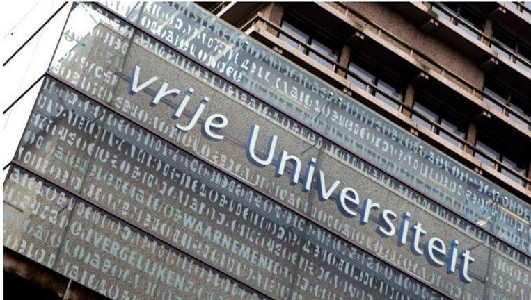 Aan het tekort aan studentenhuisvesting en computerfaciliteiten die tekortschieten, wordt al hard gewerkt, volgens de VU. ©ANP Beeld
