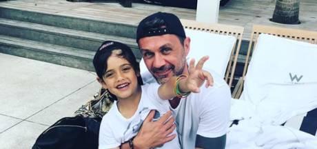 Zoon AC Milan-legende staat voor debuut bij I Rossoneri