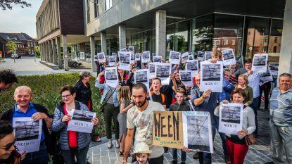 Na het protest: infomarkt over hoogspanningslijn