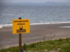 Waarschuwing voor drijfzand op strandje Yerseke - 'Ik zakte ineens tot aan mijn knieën weg'