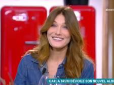 """La jolie déclaration d'amour de Carla Bruni à Nicolas Sarkozy: """"Il me donne sa confiance"""""""