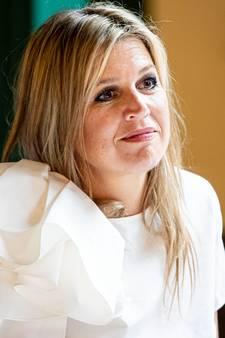 Verbijstering door ongepaste opmerking tijdens online meeting met Máxima