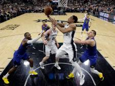 NBA: San Antonio Spurs dwingen zevende duel af