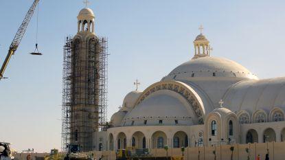 Enorme koptische kathedraal geopend in Caïro