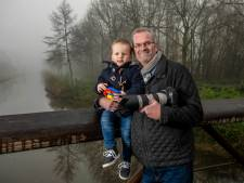 Een natuurfotograaf hoort niet in het ziekenhuis, dus knokt Rob Rokven zich in Oisterwijk terug