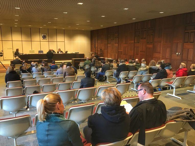 De themazitting vond voor het vierde jaar op rij plaats in de politierechtbank van Brugge. Door een wetswijziging kregen 21 bestuurders een alcoholslot opgelegd.