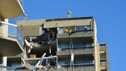 45 appartementen onbewoonbaar, 15 helemaal verwoest na ongeval met torenkraan, parket roept op beelden van de kraan door te sturen