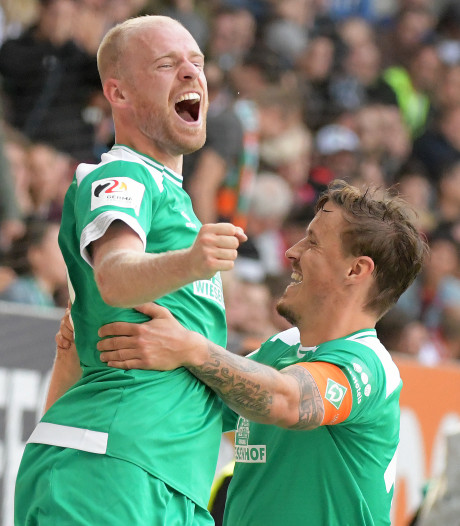 Klaassen met Werder Bremen te sterk voor Hertha