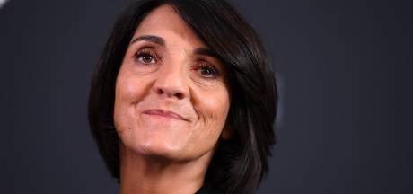 """Le """"lapsus"""" de Florence Foresti en annonçant la nomination du film de Polanski aux César"""