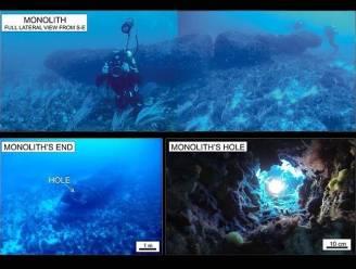 Gigantische monoliet op bodem Middellandse Zee stelt wetenschap voor raadsel