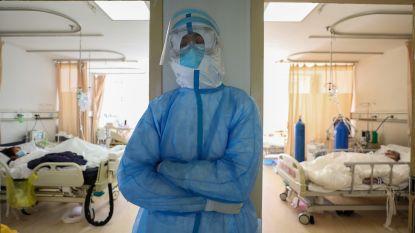 'Propaganda' met hoogzwangere verpleegster in Wuhan ontlokt storm van protest