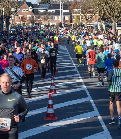 Rustige en vlekkeloze editie, zegt organisatie Zevenheuvelenloop