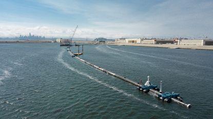 Plasticvanger van Ocean Cleanup binnen enkele maanden opnieuw actief