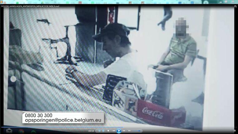 Een klant bedreigde kort voor de schietpartij de uitbater van frituur The View aan de Frans Craeybeckxlaan in Deurne