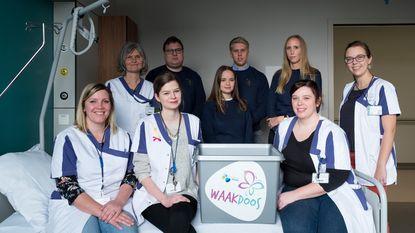 Palliatief team Sint-Jozef maakt 'waakdoos'