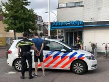 Politie pakt twee winkeldieven bij supermarkt in Honselersdijk