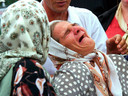 Na de val van de enclave op 11 juli vermoordden de Serviërs meer dan achtduizend Bosnische moslims.