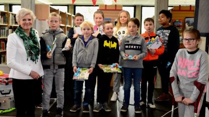 Knokke-Heist kiest winnaars bladwijzerwedstrijd