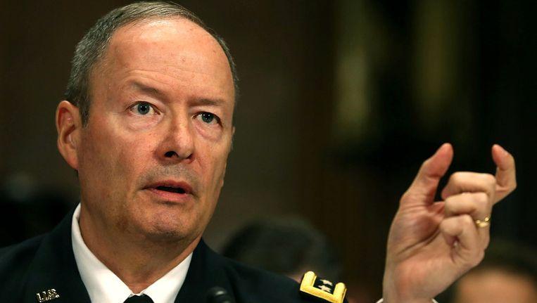 NSA-directeur Keith Alexander.