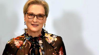 Meryl Streep registreert haar naam als merk