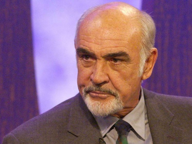 'James Bond'-acteur Sean Connery (90) overleden