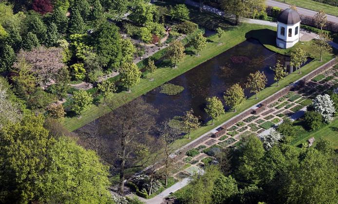 Arboretum Oudenbosch Luchtfoto Ramon Mangold