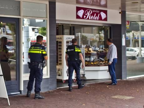 Overvallers juwelier Crabbehof krijgen 3,5 jaar celstraf