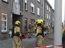 Brand in woning aan de Zuiderparklaan snel onder controle
