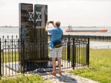Eerste herdenking bij Joods monument Vlissingen