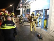 Hoogvliet in Voorburg vol rook, maar brand bleek niet de oorzaak