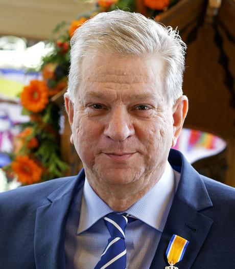De heer Eerden uit Vught ontvangt koninklijke onderscheiding