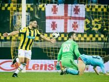 Oud Vitesse-speler Tighadouini op weg naar FC Twente
