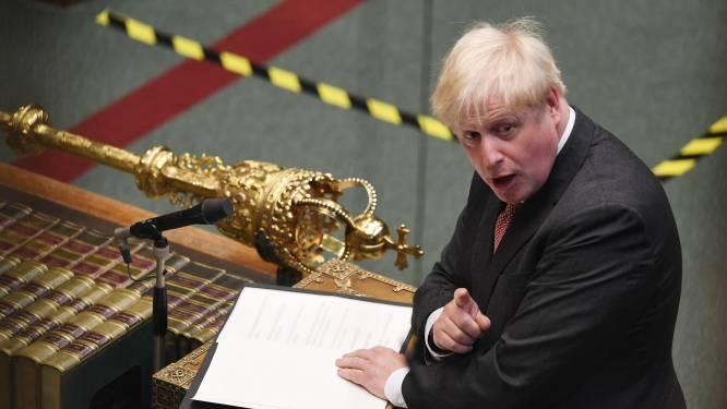 Voorlopige overwinning voor Johnson: Brits parlement keurt omstreden brexitwet goed