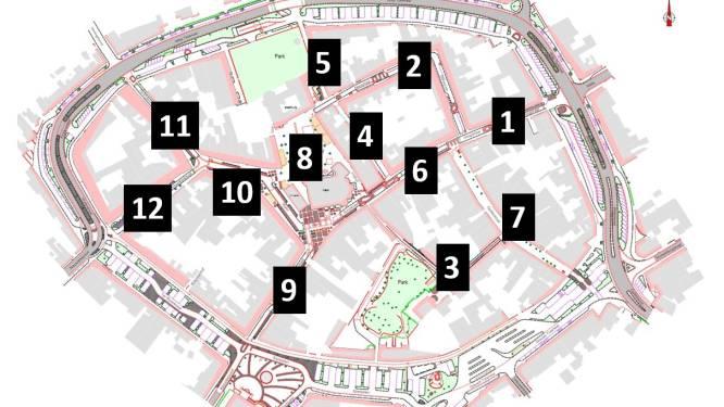 """Nieuwe planning voor centrumwerken: """"Zoveel mogelijk gelijktijdig uitvoeren"""""""