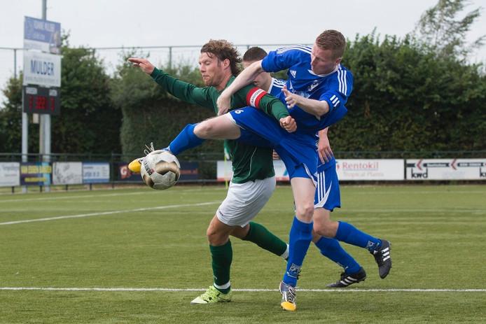 Groessen won zondag met 6-0 van RKPSC.